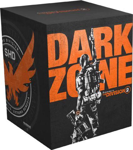 The Division 2 Edition Dark Zone Exclusivité Micromania