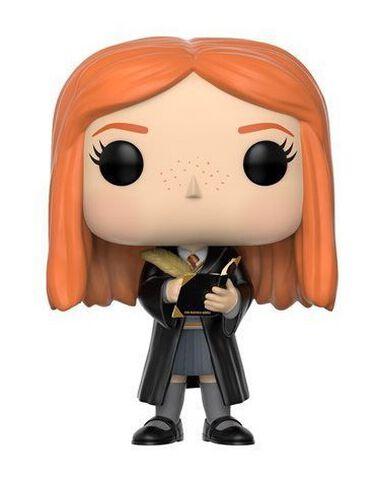 Figurine Funko Pop! N°58 - Harry Potter - S5 Ginny Weasley Avec Journal