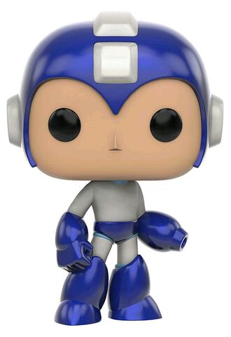 Figurine Funko Pop! N°102 - Megaman - Ice Slasher