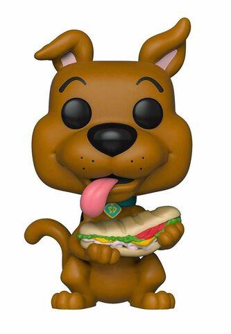Figurine Funko Pop! N°625 - Scooby Doo - Scooby Doo avec sandwich