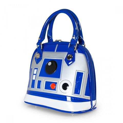 Mini sac à main Loungefly - Star Wars - R2-D2