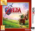 The Legend of Zelda : Ocarina of Time Selects