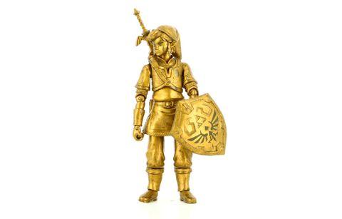 Figurine Trophy Series - Nintendo - Link