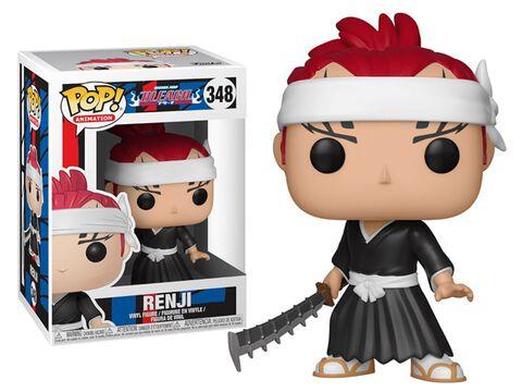Figurine Funko Pop! N°348 - Bleach - Renji avec Bankai Sword