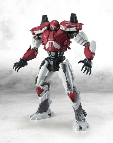 Figurine Robot Spirits - Pacific Rim : Uprising - Gardien Bravo 16 cm