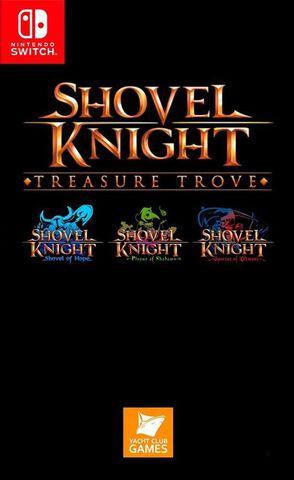 Shovel Knight : Treasure Trove - Jeu complet - Version digitale