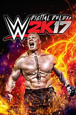 WWE 2K17 Deluxe Version Digitale Xbox One