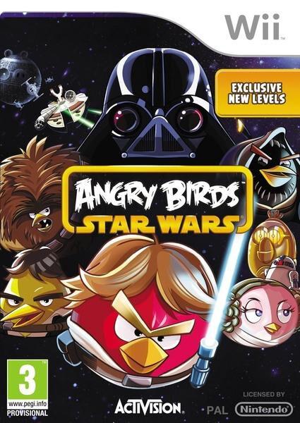 Angry Birds Star Wars Wii - Nintendo Wii