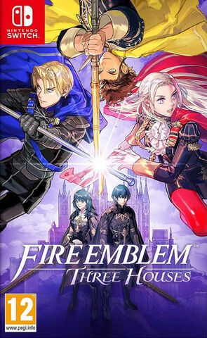 Fire Emblem Three Houses - Dlc - Jeux Complet
