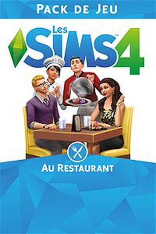 DLC - Les Sims 4 - Au Restaurant