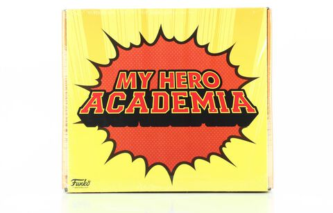 Coffret Funko Mystère - My Hero Academia - Exclusivité Micromania