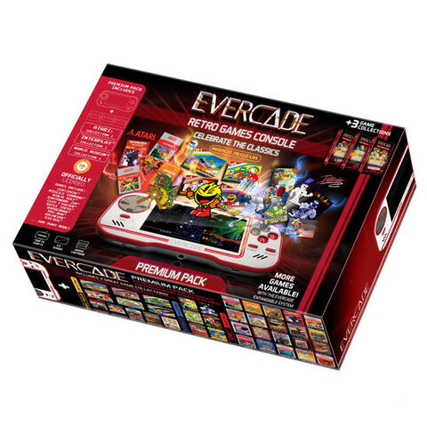 Blaze Evercade - Premium Pack