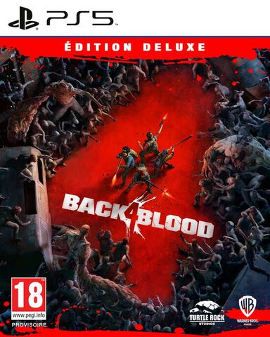 Back 4 Blood Edition Deluxe