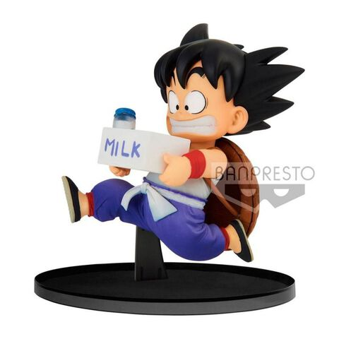 Figurine World Figure Colosseum 2 - Dragon Ball Z -  Goku Avec Lait Vol. 7