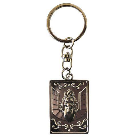 Porte-clés - Saint Seiya - Emblème Pégase