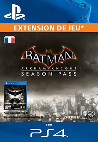 Season Pass - Batman Arkham Knight
