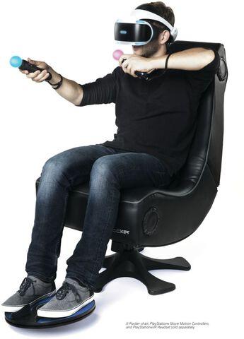 3DRudder PlayStation VR PS4 - Contrôleur de déplacement