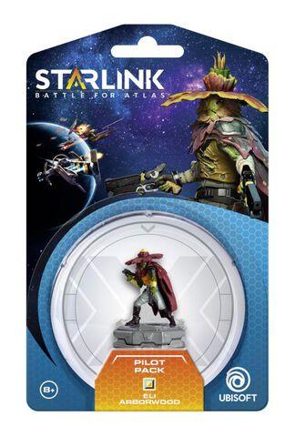 Figurine Starlink Pack Pilotes Eli Toy