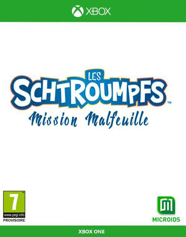Les Schtroumpfs Mission Malfeuille Limited