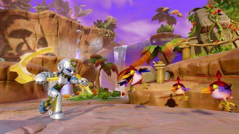 Figurine Skylanders Trap Team Masters Gearshift