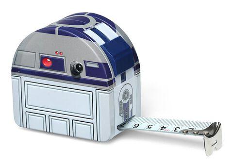 Mètre - Star Wars - R2-D2 - Exclusivité Micromania-Zing