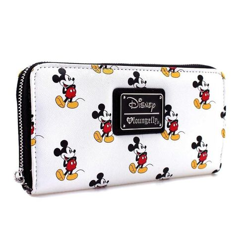 Portefeuille Loungefly - Disney - Mickey