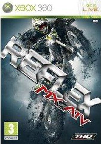 * Mx Vs Atv Reflex