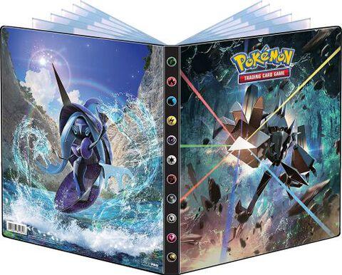 Cahier range cartes - Pokémon - A4 Soleil et Lune 03 (180 cartes)