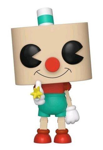 Figurine Funko Pop! N°413 - Cuphead - Puphead