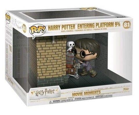 Figurine Funko Pop! N°81 - Harry Potter - Harry Entering Platform