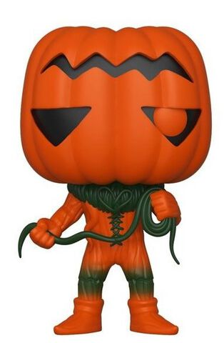 Figurine Funko Pop! N°663 - Power Rangers - Pumpkin Rapper