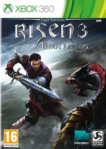 Risen 3 : Titan Lords - First Edition