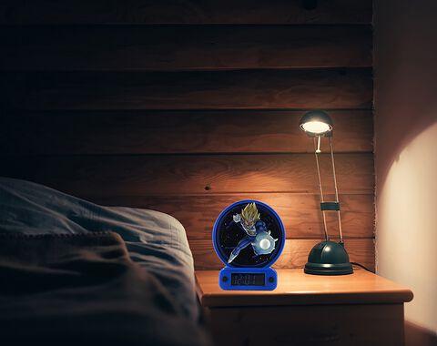 Réveil Lumineux - Dragon Ball - Vegeta