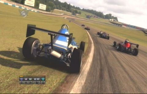 Race Driver, Grid