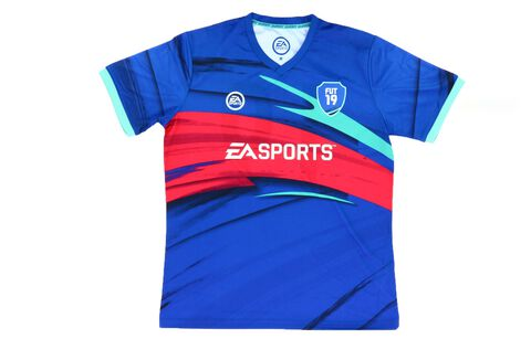 T-shirt - FIFA 19 - Maillot - Taille XL - Exclusivité Micromania-Zing