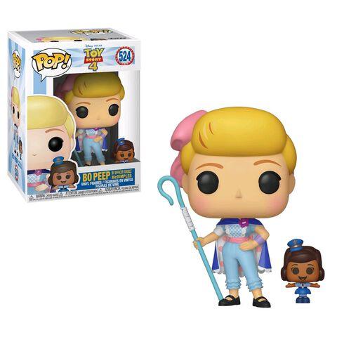 Figurine Funko Pop! N°524 - Toy Story 4 - Bo Peep et Officier McDimples