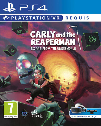 Carly And The Reaper Man Vr