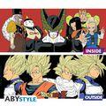 Mug - Dragon Ball - Premium Saiyans vs Cyborgs 460 ml
