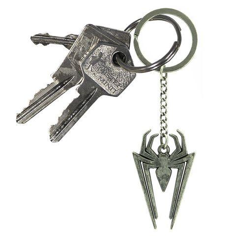 Porte-clés - Spider-man - Emblème 3D