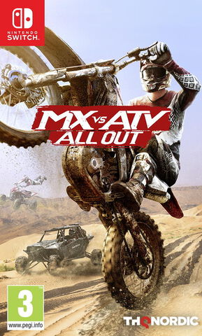 Mx Vs Atv All Out!