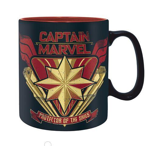 Mug - Marvel - Captain Marvel 460 ml