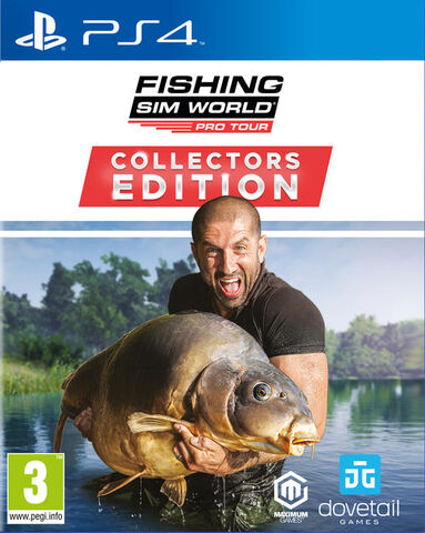 Fishing Sim World Pro Tour Collector's Edition