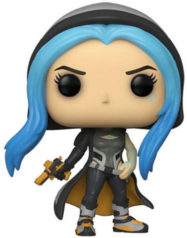 Figurine Funko Pop! N°525 - Borderlands 3 - Maya (exclusivité Micromania - Zing)