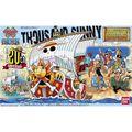 Maquette - One Piece - Thousand Sunny 20e Anniversaire