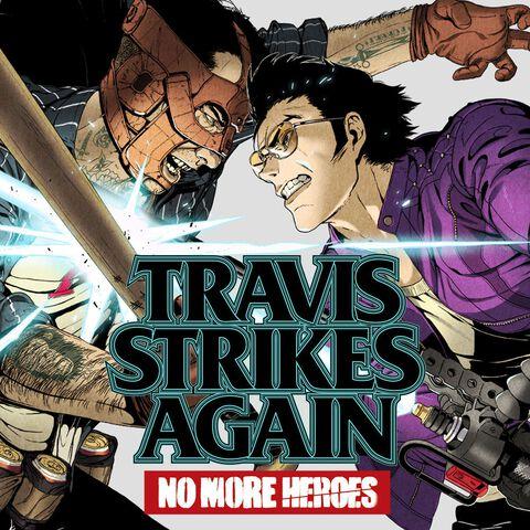 Travis Strikes Again No More Heroes - Jeu complet - Version digitale