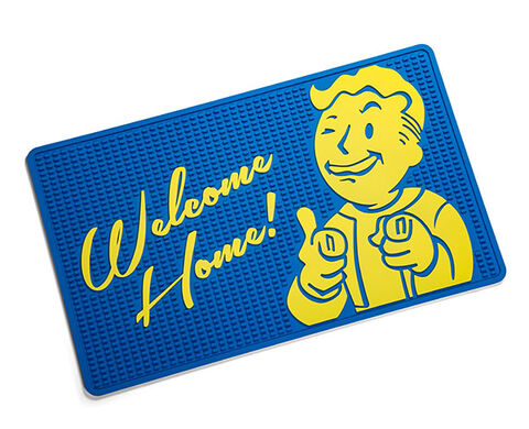 Paillasson - Fallout - Welcome Home