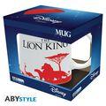 Mug - Le Roi Lion - Mug 320 ML Personnages