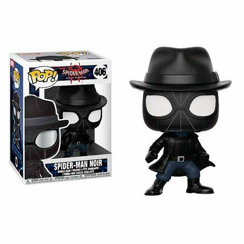 Figurine Funko Pop! N°406 - Spider-man - Spider-man Noir