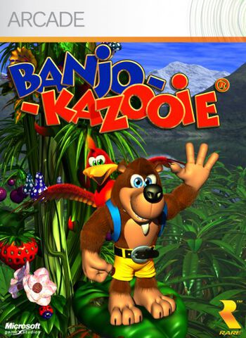Banjo & Kazooie - Jeu complet - Version digitale