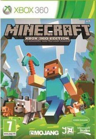 Minecraft - Xbox 360 Edition